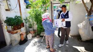 40 bin aileye Büyükşehir desteği