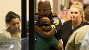 ABD'de polise şok saldırı!