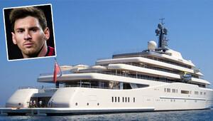 Lionel Messi için müthiş iddia! Mega yatta transfer zirvesi