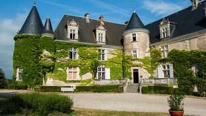 Fransa'nın en ünlü 10 şatosunda krallar gibi tatil