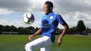 Leicester City, Ahmed Musa'yı transfer etti