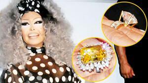 Bülent Ersoy'un yüzüğü servet değerinde