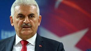 Başbakan Yıldırım Ankara'ya gitti
