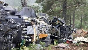 Yaralı Pilot Üsteğmen, GATA'ya sevk edildi