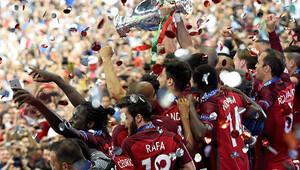 Portekiz EURO 2016'nın finalde Fransa'yı üzdü (Maç özeti)