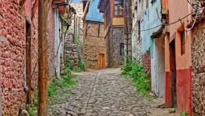 Dünyanın en dar sokağı Türkiye'de!