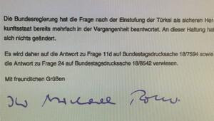 İşte Alman Dışişleri'nin, 'Türkiye güvenli ülke mi?' sorusuna verdiği yanıt