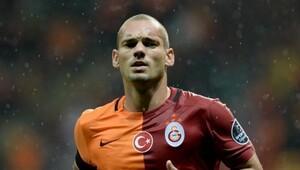 Sneijder cezanın kalkmasını bekliyor