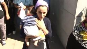 Ahmet bebek taburcu edildi