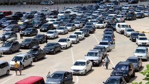 Bir zamanlar 300 araba bile olay olmuştu