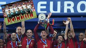 Portekiz Avrupa, Türkiye para şampiyonu