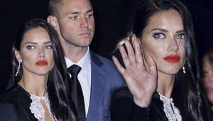 Adriana Lima sevgilisinden ayrıldı