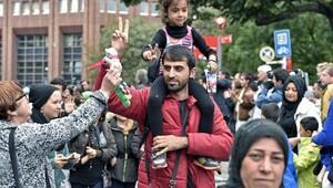 Almanya'dan çok önemli mülteci çağrısı