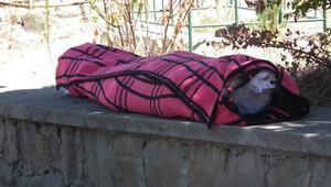 Üç polisi şehit eden gence 'tabutsuz' cenaze