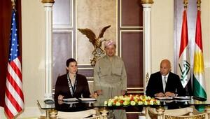 ABD ile IKBY arasında askeri protokol imzalandı