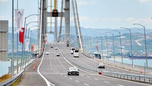 Osmangazi Köprüsü'nde geç, geçme 40 dolar