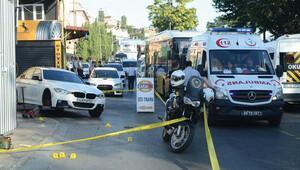 İstanbul'da silahlı saldırı: 2 yaralı