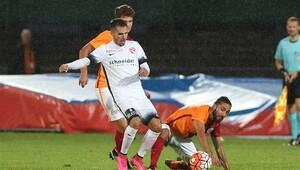 Galatasaray 1-1 Thun / Maçın özeti ve golleri