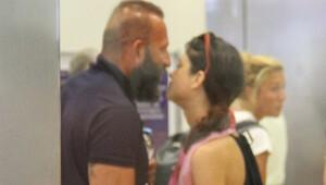 Önder Öztarhan ile Elif Boyner tatilden döndü