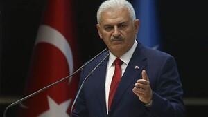 Başbakan Yıldırım'dan Suriye mesajı