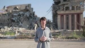 IŞİD'in rehin aldığı İngiliz gazetecinin yeni videosu yayımlandı