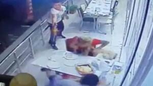 Lokantada yemek yerken öldürüldü