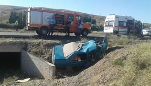 Yozgat'ta feci kaza: 5 kişi öldü