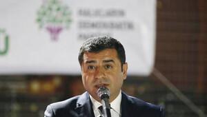 Selahattin Demirtaş: Dün yaptığım bir yanlışı düzeltmek istiyorum