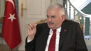 Başbakan Yıldırım BBC'ye konuştu: Suriye'de her şeyden önce Esed değişmeli