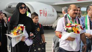 Ürdün'den Samsun'a charter seferleri başladı