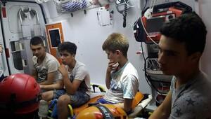 Uludağ'da kaybolan 4 çocuk saatler sonrası kurtarıldı