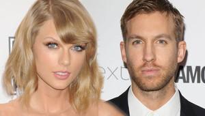 Calvin Harris ve Taylor Swift kavgası büyüyor