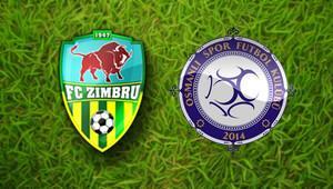 Zimbru 2-2 Osmanlıspor / MAÇIN ÖZETİ
