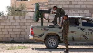 Menbiç'te IŞİD'in iki gücü arasındaki bağlantı koparıldı