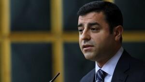 Selahattin Demirtaştan Bahoz Erdal açıklaması