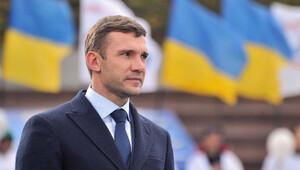 Ukrayna Milli Takımı Shevchenko'ya emanet