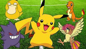 Pokemon GO çılgınlığı yeşil sahalarda