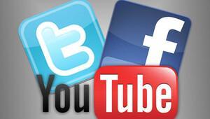 Facebook ve Twitter yavaşladı kimi kullanıcılar hiç giremedi