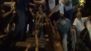 Emniyet müdürü askeri kamuflajla yakalandı