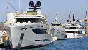 Akdeniz'e iki servet indi