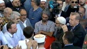 Son dakika haberi: Cumhurbaşkanı Erdoğan'dan cenazede çarpıcı sözler
