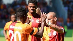 Zürih 0-3 Galatasaray / Maçın Özeti ve Golleri