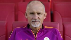 Galatasaray'da Taffarel veda etti