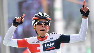 Fransa Bisiklet Turu 15. etabını Pantano kazandı