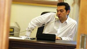 Çipras'tan Başbakan Yıldırım'a telefon