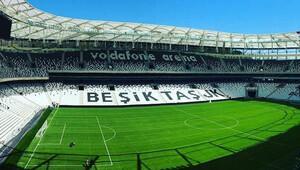 Darbeciler Vodafone Arena'yı kullandı!
