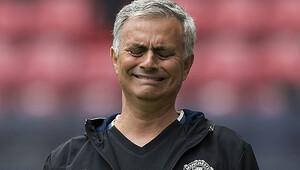 Mourinho'ya hırsız şoku! Evdeyken...