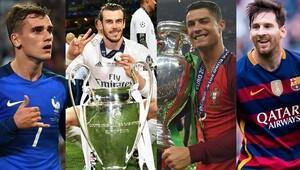 İşte yılın futbolcusu adayları!