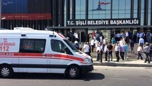 Şişli Belediyesi Başkan Yardımcısı'na silahlı saldırı