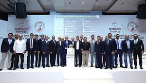 Süper Lig'de 2016-17 sezonu fikstürü çekildi
